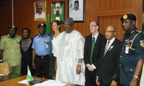Minister of Interior-Abdulraman Dambazau-West Africa Conflict and Security team