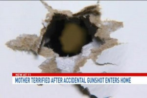 Mom-and-toddler-escape-injury-when-neighbors-gun-goes-off-during-cleaning