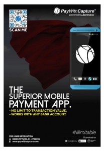 PayWithCapture Zero Charges