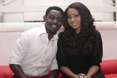 Comedian  AY Puts 'Aproko' Fan In His Place; Defends Wife