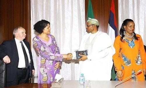 Buhari-British Members of Parliament