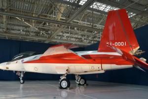 Japan-tests-indigenous-stealth-fighter-jet-X-2