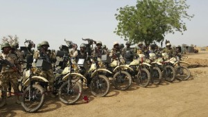 motorcycle unit Army