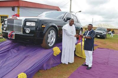 Church business in Nigeria