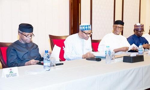 Buhari-APC Caucus