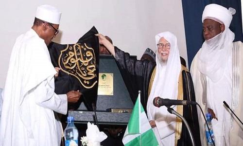 Buhari-Islamic Conference