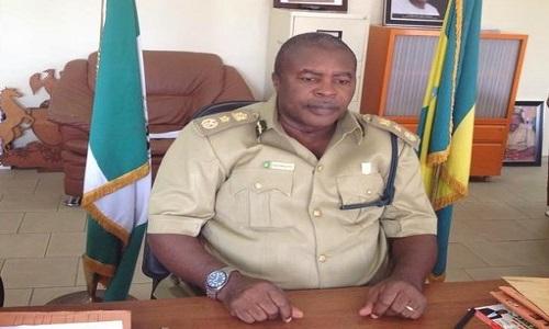 Controller General of Prisons-Peter Ekpendu