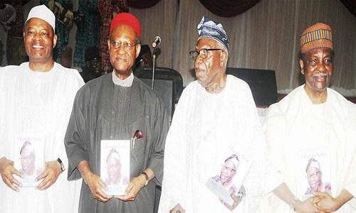 Emeka Anyaoku-Book Launch