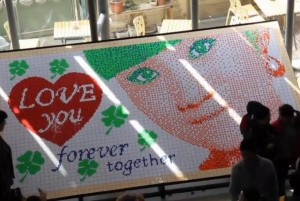 Man-turns-3344-Rubiks-cubes-into-marriage-proposal-artwork