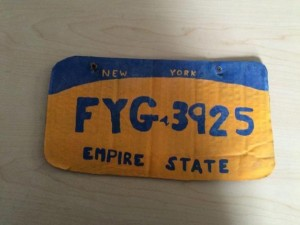 NY-Woman-caught-driving-with-elaborate-cardboard-license-plate