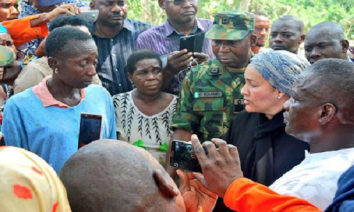 Ogoni oil spill-Minister