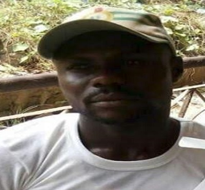 Samuel Okonta