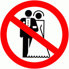 not getting married