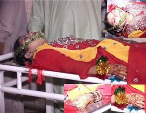 17-year-old Bride Killed By Husband On Wedding Night In Pakistan For Not 'being A Virgin'
