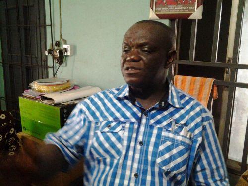 Abia NLC chairman-Uchenna Obigwe