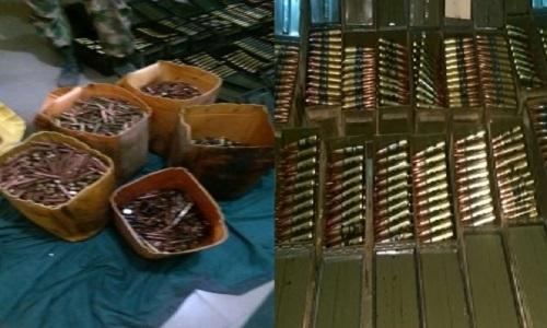 Ammunition-Boko Haram