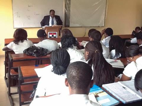 Babalola-teaching