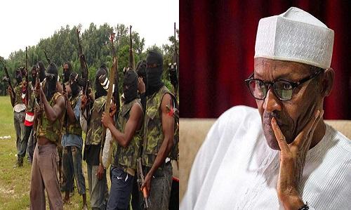 Buhari-Militants