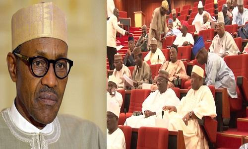 Buhari-Senate