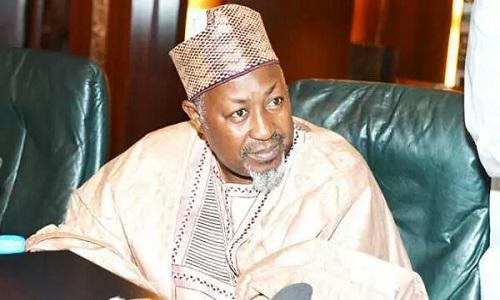 Governor Mohammed Badaru Abubakar