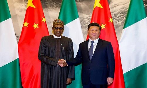 Muhammadu Buhari-Xi Jinping