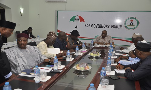 PDP-Governors-Forum