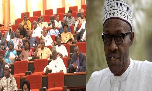 Senate-Buhari