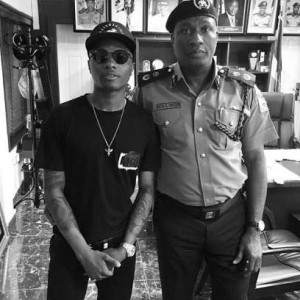 Wizkid-pictured-with-Lagos-State-Commissioner-of-Police-Mr-Fatai-Owoseni