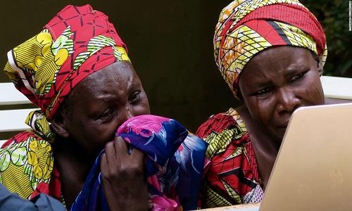 chibok-mothers