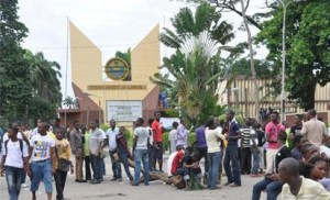 unilag students protest