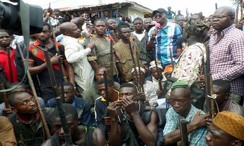 Ayo Fayose-Ekiti-Hunters-Herdsmen Attacks