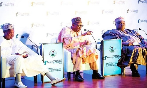 Buhari-Katsina Economic Summit