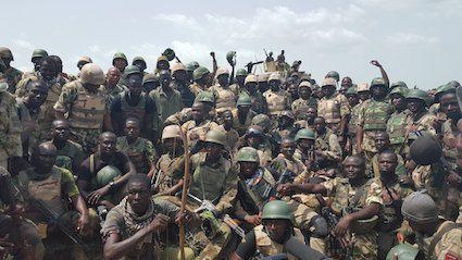 Soldiers-fighting-Boko-Haram