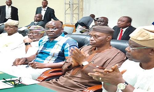 Southwest PDP leaders