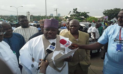 Ali Modu Sheriff-PDP