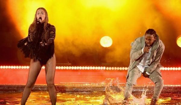 Beyonce and Kendrick