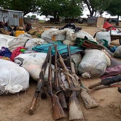 Boko Haram-dane guns