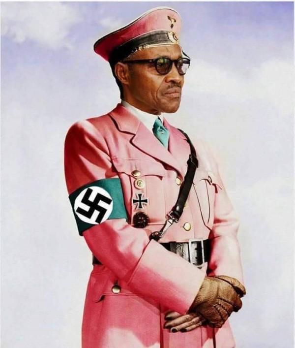 Buhari Hitler