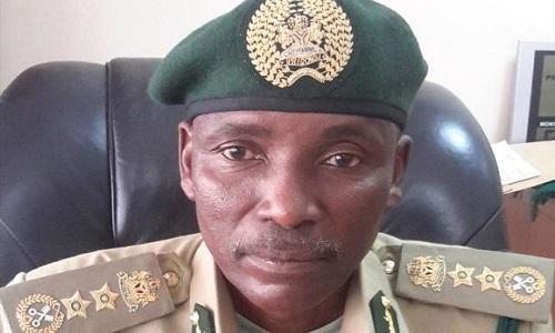 Controller-General of Prisons, Ja'afaru Ahmed
