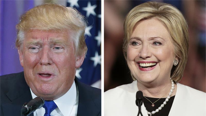 U.S Presidential debate