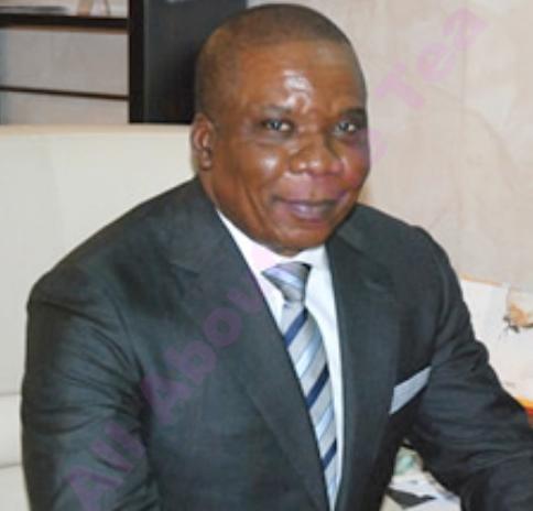 Former NNPC GMD, Jide Omokore