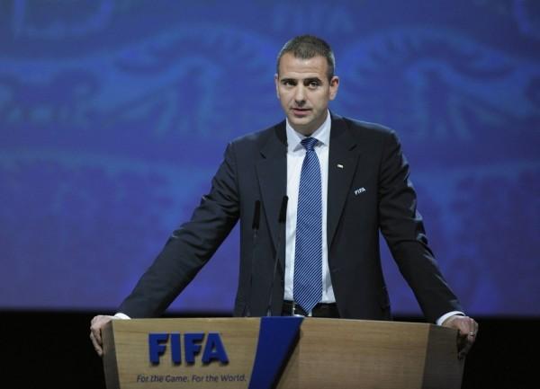 Former finance director at FIFA, Markus Kattner
