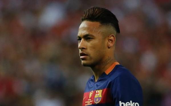 Barcelona Forward, Neymar Jr