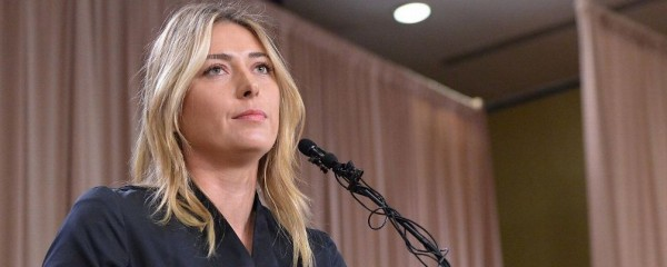 Maria Sharapova admitted to using Meldonium