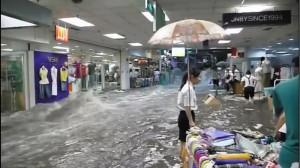 mall-flood-china