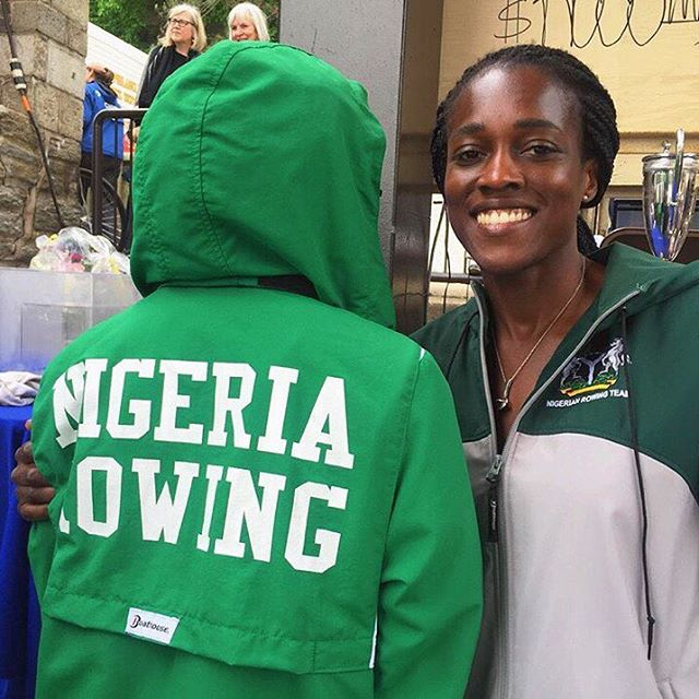 Cheirika Ukogu Is Nigeria's First Rowing Rep At The Olympic Games