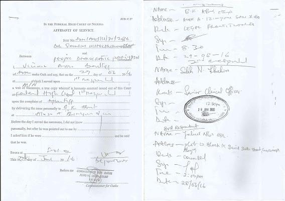 Abia-INEC-Court Notice