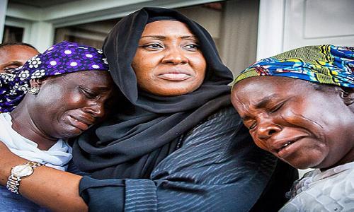 Aisha Buhari-Chibok mothers