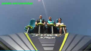Couple-wed-while-riding-worlds-tallest-roller-coaster-in-North-Carolina