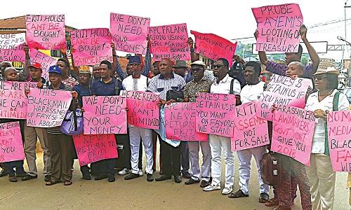 Ekiti lawmakers